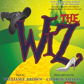 The Wiz Poster 2